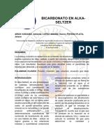 Informe 2 Lab. Fisicoquimica