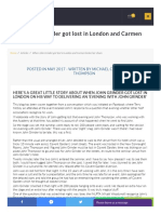 Www-nlpacademy-co-uk-Articles-View-when John Grinder Got Lost in London and Carmen Broke Her Shoes