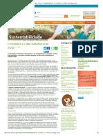 Adulis 2004 O Verdadeiro e o Falso Marketing Social (Artigo Site)