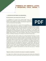 Historieta Feminista en América Latina