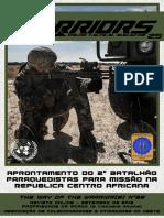 Revista Warriors Nº25 Aprontamento 4ª FND RCA