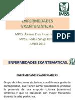 EXANTEMATICAS 2019