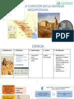 Historia de La Medicina- Mesopotamia