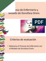1. PE y Modelo D Orem Est