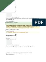 Evaluacion Unidad 1 Fundamentos de Economia Asturias
