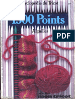 L'Encyclopédie Du Tricot, 1500 Points