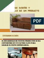 Produccion y desarrollo del producto