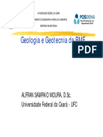 Aula - Geologia de Fortaleza
