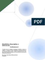 C06-Estadística Descriptiva e Inferencial-Ingeniería Civil