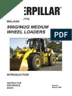 Catalogo 950G-962G - Service Training