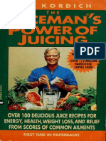 The Juiceman's Power of Juicing pdf by Jay  Kordich