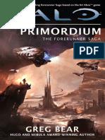 Halo - Primordium