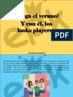 Alexandra Azpúrua - ¡Llega El Verano! Y Con él, Los Looks Playeros
