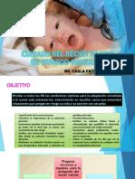 4 Cuidado Del Recién Nacido en Periodo Inmediato