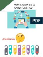 La Comunicación en El Mercado Turistico