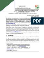 ARTÍCULO FUNCIONES CUADRÁTICAS - ENRIQUE VILCHEZ QUESADA