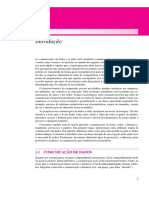 Forouzan - Comunicação de Dados e Redes de Computadores 1- Capitulo 1