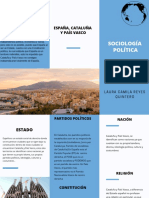 España, Cataluña y País Vasco