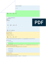 Parcial 1 Algebra UMNG