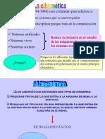 Clase 10 CIBERNETICA Epistemologia.
