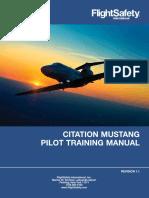 Citation Mustang Pilot Training Manual