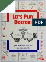 Let's Play Doctor PDF by Joel Wallach ; Lan, Ma