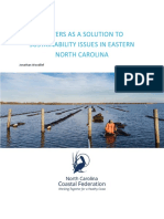 oyster industry for north carolina final