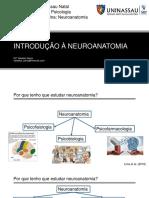 1-Introdução à Neuroanatomia