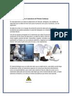 Medidas de Seguridad en Protesis Cardiacas
