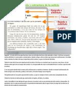 Guia Estructura de La Noticia
