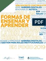 Régimen Académico - Actualización en Metodologías Innovadoras Con TIC
