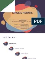Case Sirosis Hepatis Ppt