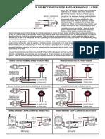 Circuito eléctrico bomba de freno vocho