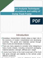 Dump truck simulation.pptx