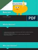 buncee presentation