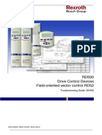 Rexroth-RD500 Drive Control Devices Field-Oriented Vector Control RD52-Troubleshooting Guide-05VRS