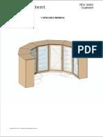 RFA10303 Cupboard Manual