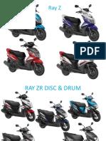 Yamaha Models