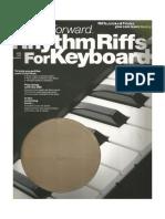 Rhythm Riffs for Keyboard - 1