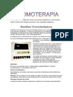 Cromoterapia na estética