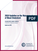 Guidelines Made Simple Tool 2018 Cholesterol