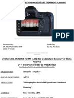 Photographic-Assisted Diagnosis and Treatment Planning (3)