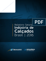 ABICALÇADOS 2017 Relatório Setorial Indústria de Calçados Do Brasil