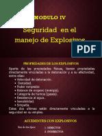 Presentación MODULO IV