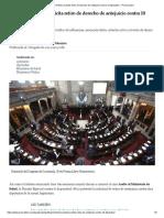 Prensa Libre - Ministerio Publico - Agosto 7 2019