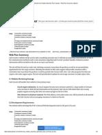 Electronics Retailer Business Plan Sample - Web Plan Summary _ Bplans5