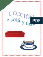 LECCIÓN SOFÁ- TAZA1