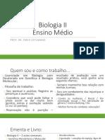 01 - Mendel e Mendelismo