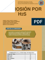Corrosion Por h2s Pp