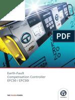 E656_Earth Fault Compensation Controller_EFC50